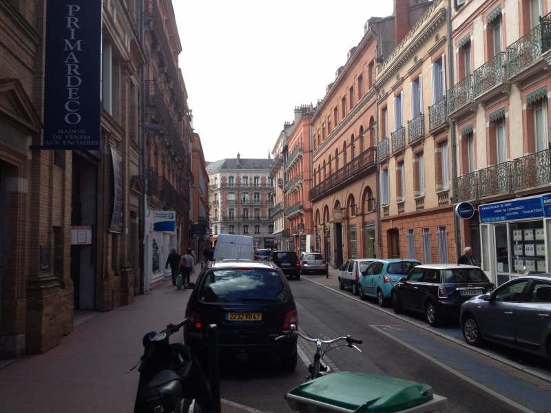 Vente local commercial Toulouse 135000€ - Photo 1