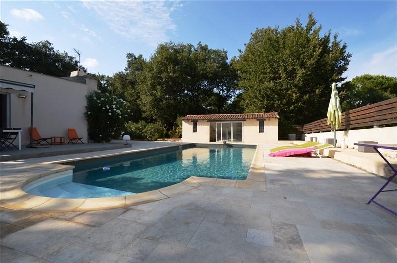 Verkoop  huis Rochefort du gard 475000€ - Foto 4