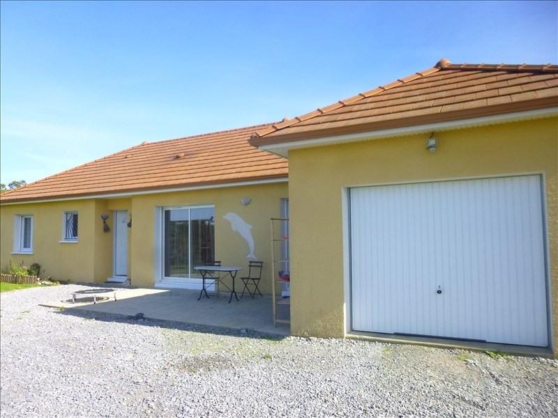 Vente maison / villa Mazerolles 197000€ - Photo 2