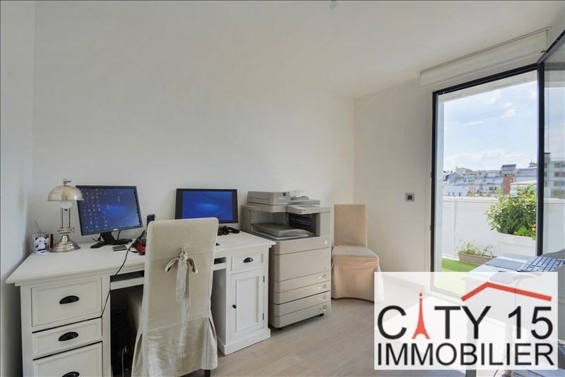 Venta de prestigio  apartamento Paris 15ème 1160000€ - Fotografía 9