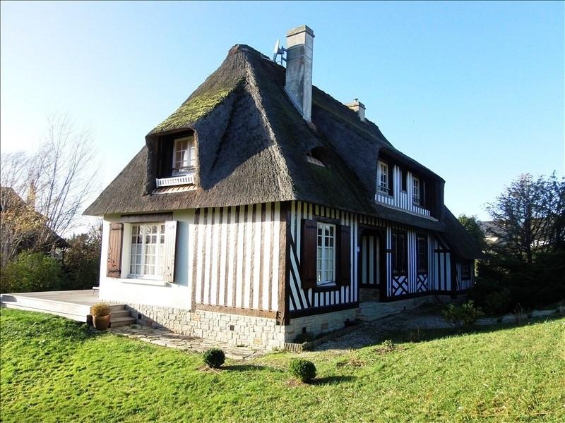 Vente maison / villa Blonville sur mer 524900€ - Photo 2