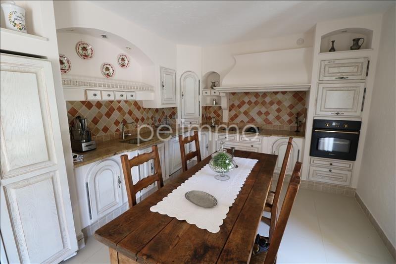 Vente de prestige maison / villa Cornillon confoux 658000€ - Photo 6