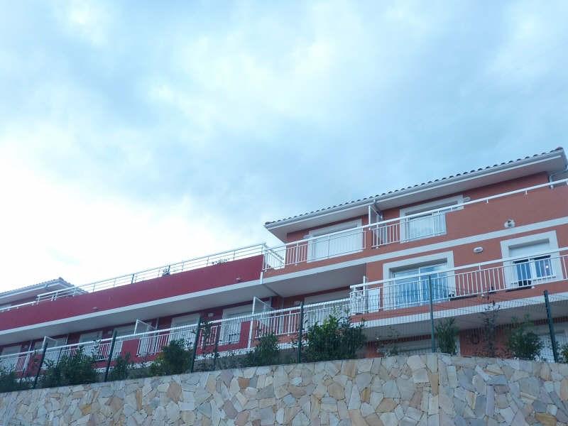 Rental apartment Menton 544€ CC - Picture 1