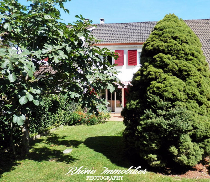 Vente maison / villa Meyzieu 325000€ - Photo 8