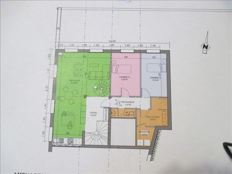 Vente loft/atelier/surface Ste savine 90000€ - Photo 2