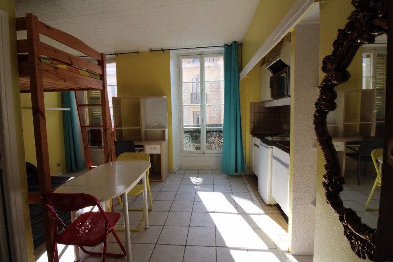 Location appartement Nice 470€ CC - Photo 1