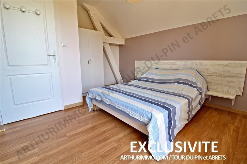 Sale house / villa La tour du pin 209000€ - Picture 3