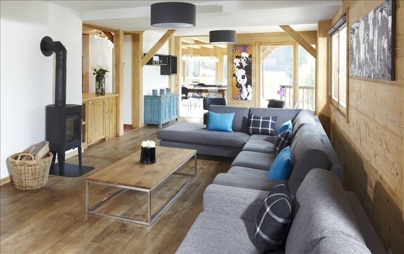 Verkoop van prestige  huis Morzine 1850000€ - Foto 8