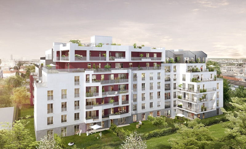 Investissement Studio 28,17m² Romainville