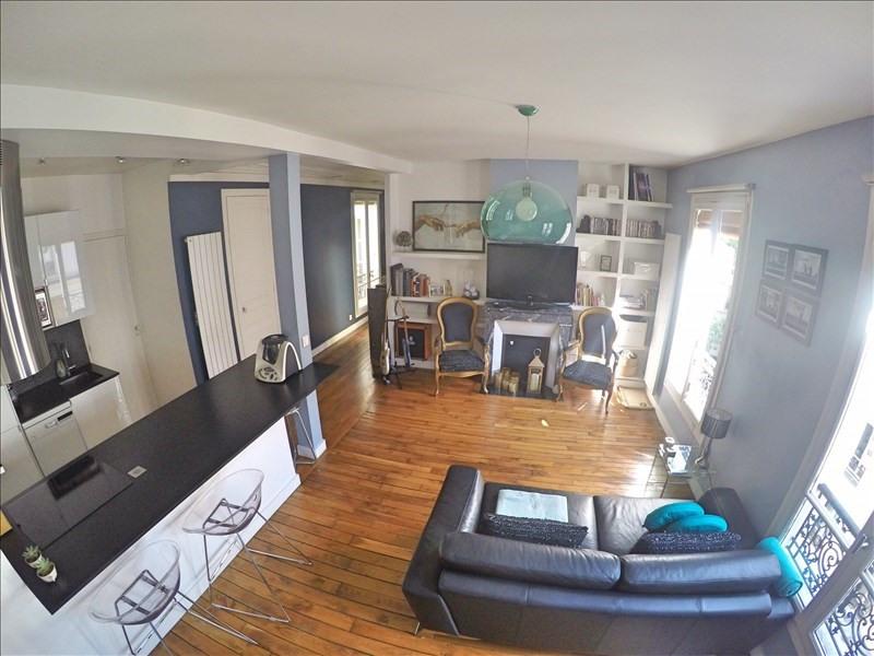 Vente appartement Paris 16ème 720000€ - Photo 8