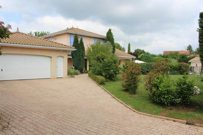 Vente de prestige maison / villa Villette d anthon 622000€ - Photo 2
