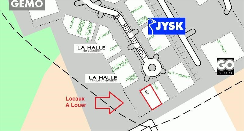 Location Local commercial Frouard 0