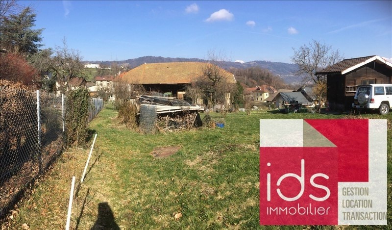 Vente terrain Arvillard 109 000€ - Photo 1
