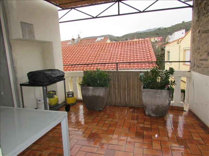 Sale apartment Port vendres 227 000€ - Picture 1