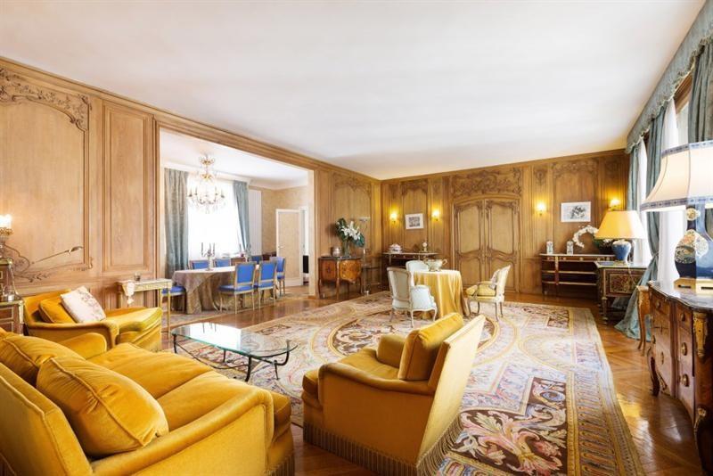 Venta de prestigio  apartamento Paris 8ème 2400000€ - Fotografía 2