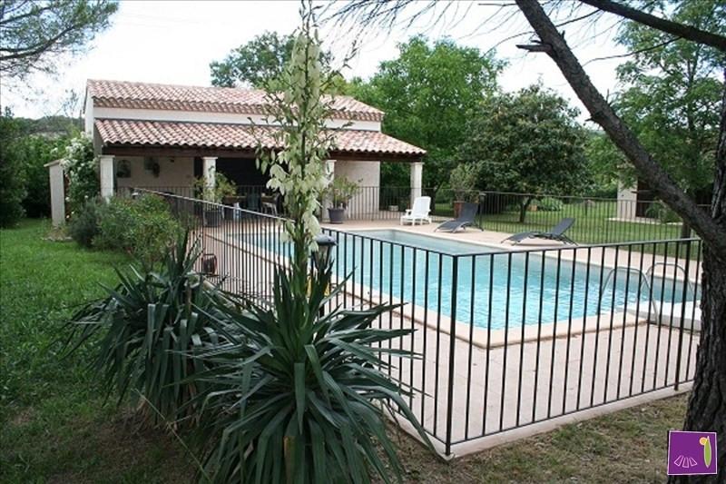 Sale house / villa Uzes 490000€ - Picture 3