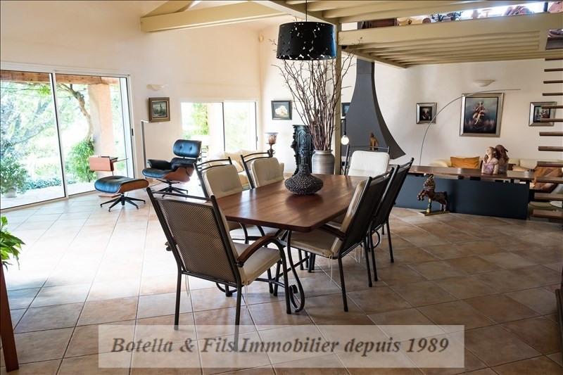 Vente de prestige maison / villa Goudargues 598000€ - Photo 7
