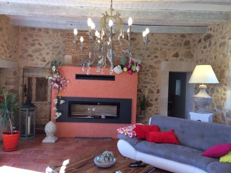 Sale house / villa Mouleydier 338500€ - Picture 2