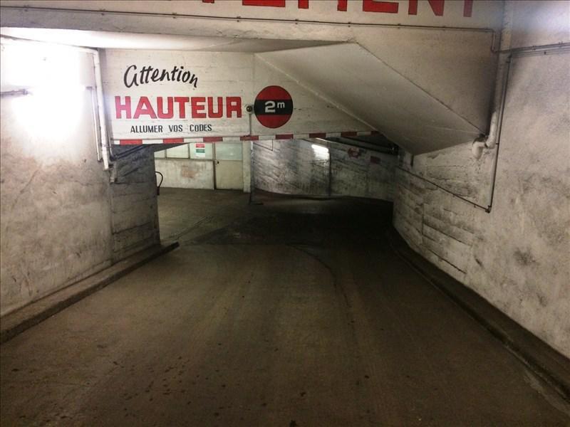 Verkoop  parkeergelegenheid Paris 15ème 22500€ - Foto 2