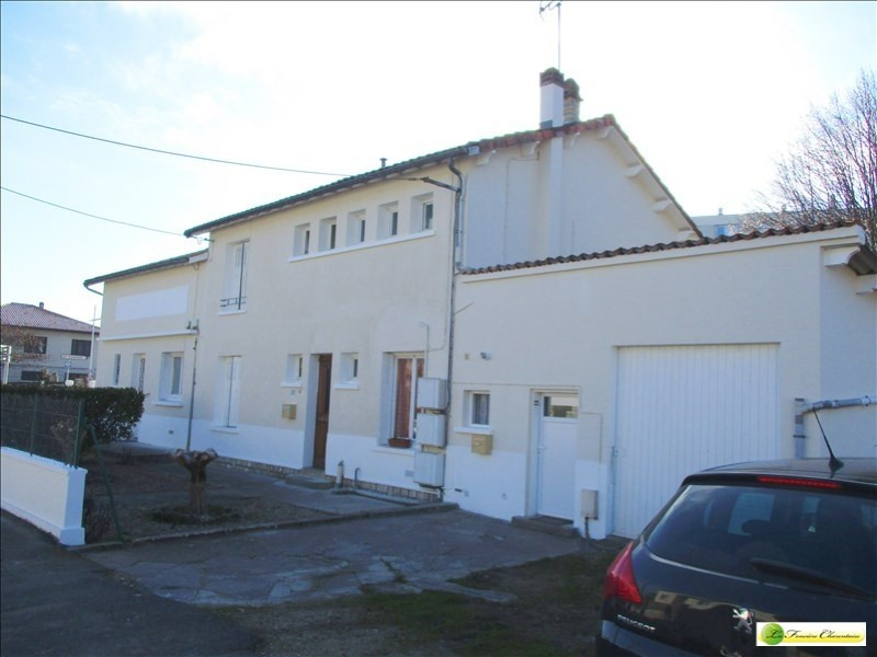 Investment property building Angouleme 161200€ - Picture 1