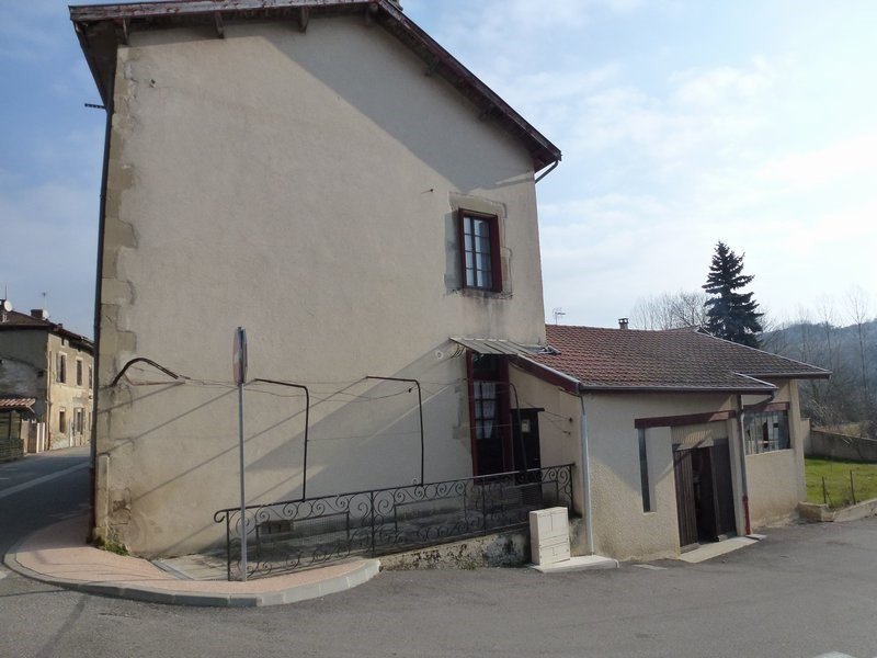 Sale house / villa St christophe et le laris 129 000€ - Picture 1