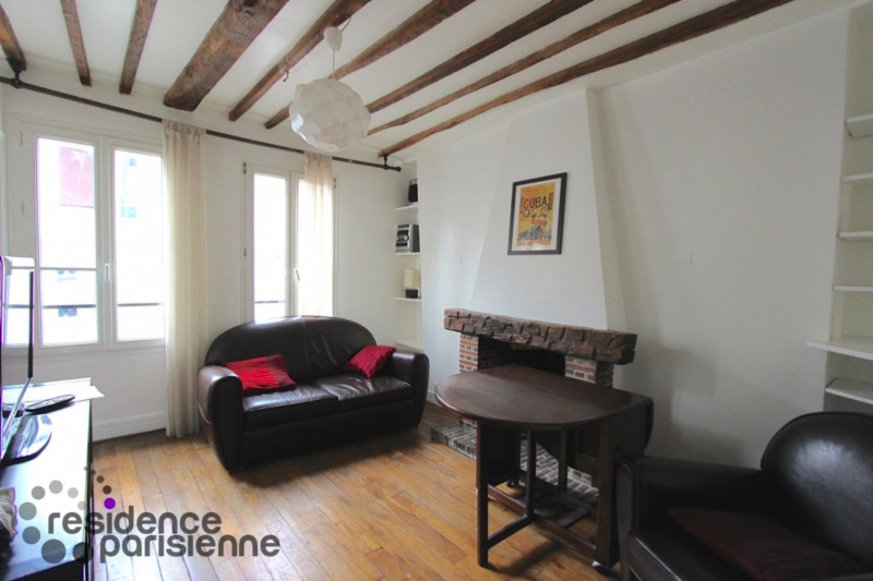 Sale apartment Paris 3ème 449 000€ - Picture 3