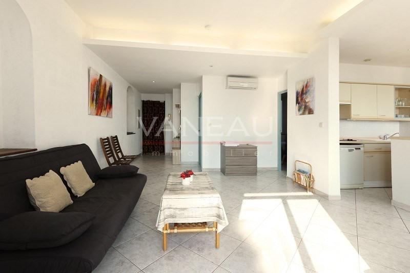 Vente de prestige appartement Juan-les-pins 405000€ - Photo 5