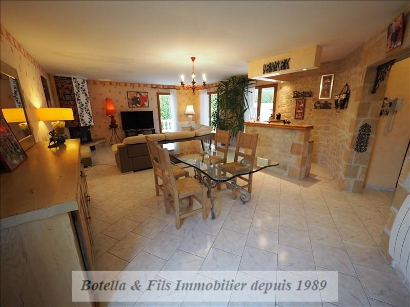 Vente maison / villa Goudargues 349000€ - Photo 2