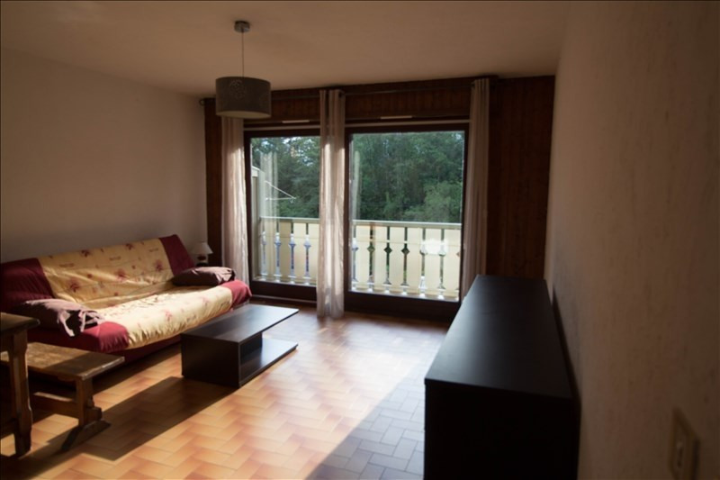 Rental apartment Le fayet 414€ CC - Picture 1