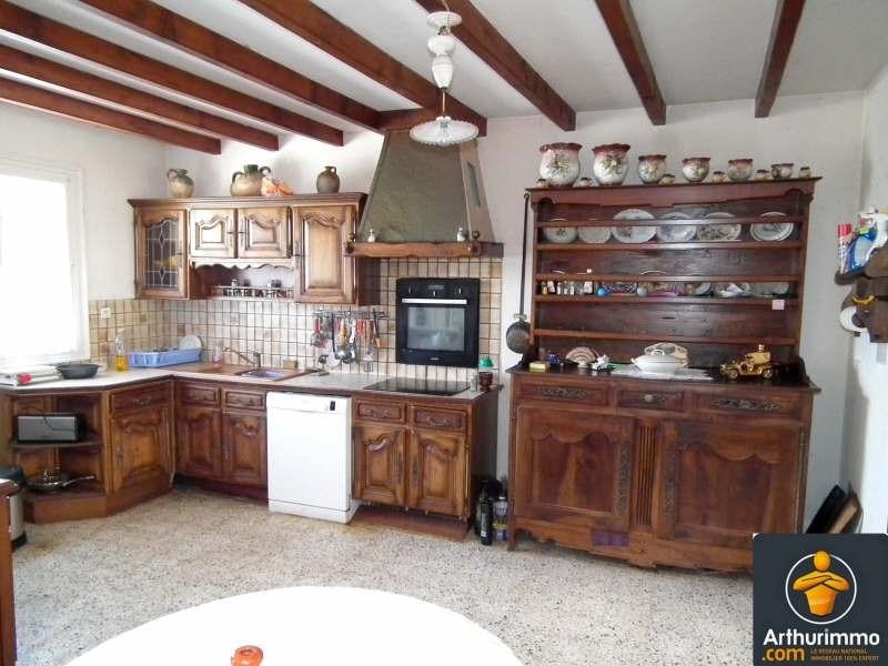 Vente maison / villa Matha 149100€ - Photo 3