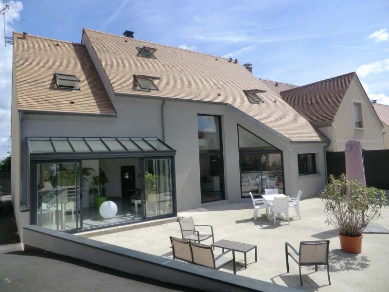 Deluxe sale house / villa Orry la ville 645000€ - Picture 1