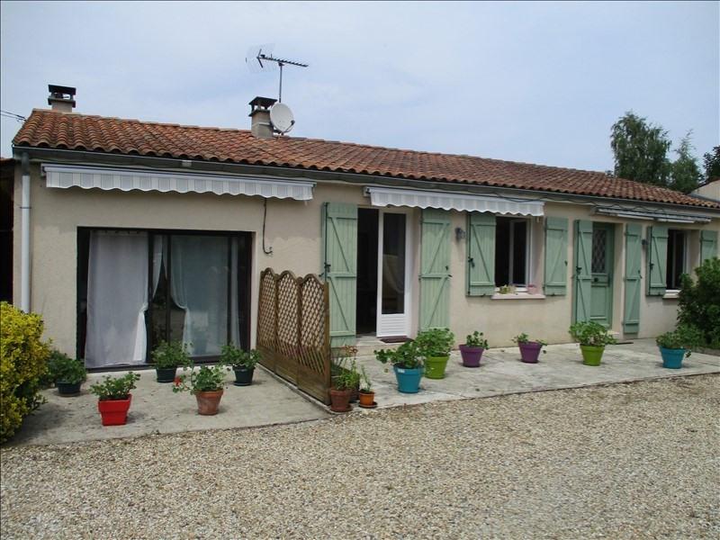Vente maison / villa St hilaire de villefranche 168800€ - Photo 1
