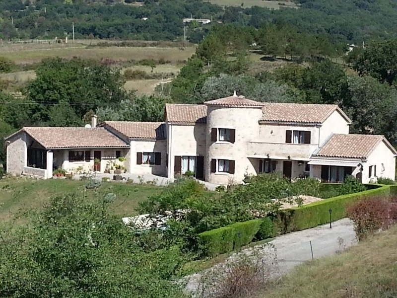 Vente de prestige maison / villa Saint-vincent-de-barrès 828 000€ - Photo 1