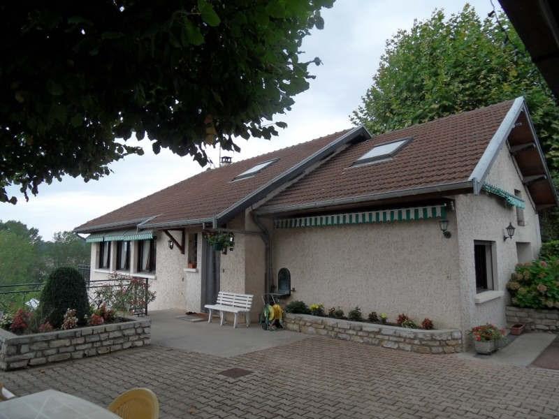 Vente maison / villa Morestel 285000€ - Photo 1