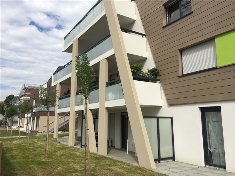 Vente appartement Strasbourg 199 000€ - Photo 1