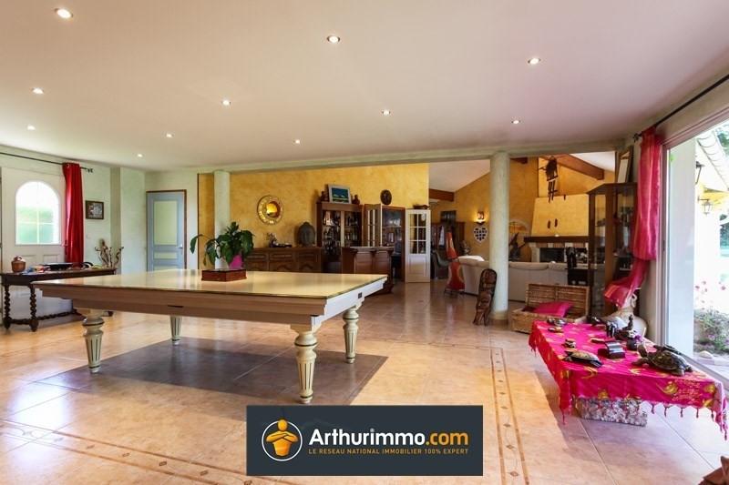 Vente maison / villa Morestel 395000€ - Photo 4