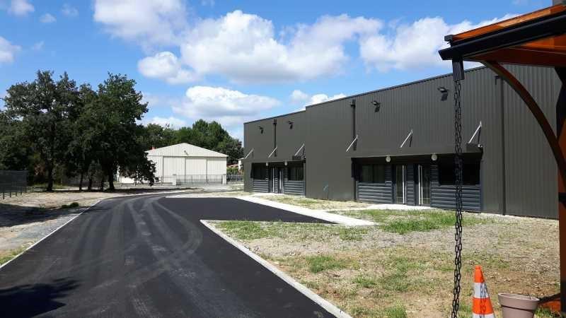 Location Local d'activités / Entrepôt Saint-Aubin-de-Médoc 0