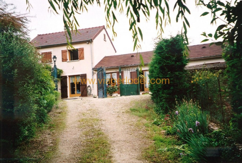 Life annuity house / villa Trevilly 25000€ - Picture 2