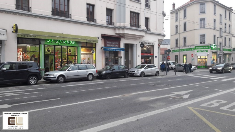 Vente fonds de commerce boutique Lyon 3ème 55000€ - Photo 5