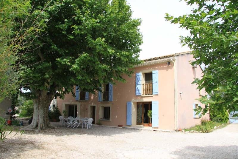 Sale house / villa Monteux 447000€ - Picture 1