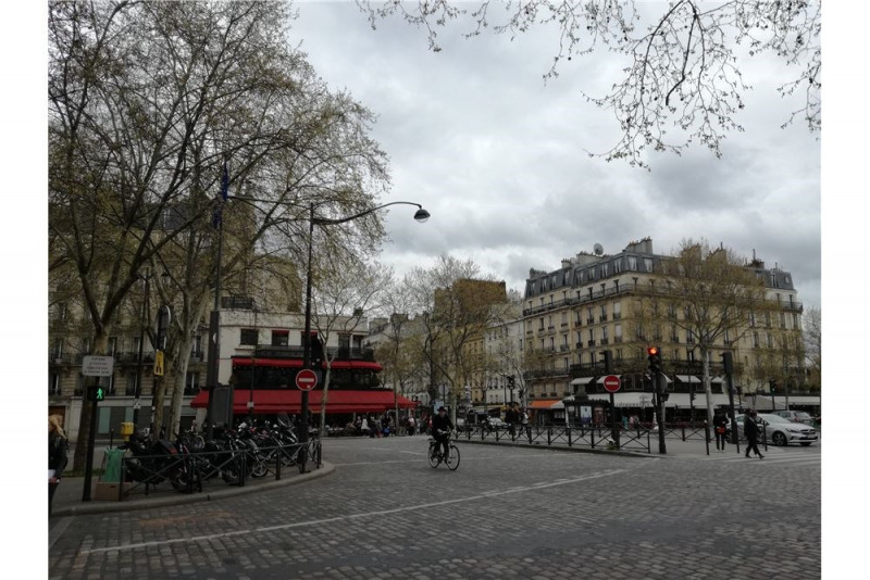 Sale office Paris 7ème 101700€ - Picture 1