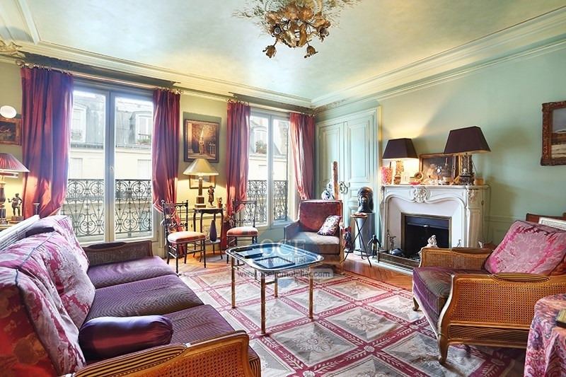 Vente de prestige appartement Paris 9ème 1 575 000€ - Photo 1