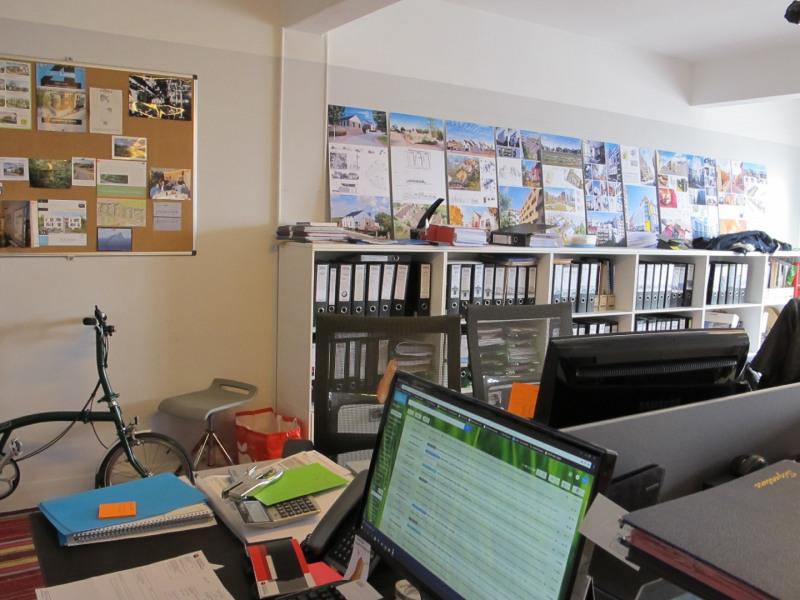 Alquiler  oficinas Paris 10ème 3062,25€ +CH/ HT - Fotografía 3