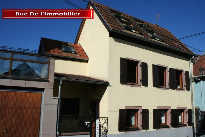 Sale house / villa Wasselonne 127000€ - Picture 1