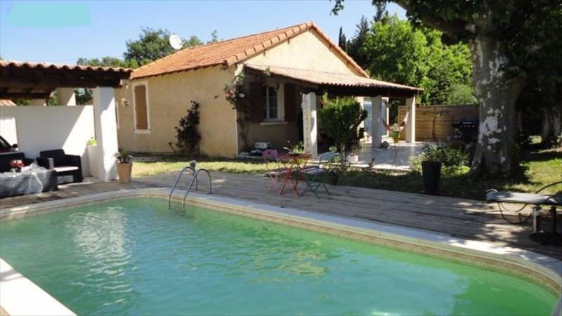 Vente maison / villa Montfavet 288000€ - Photo 1