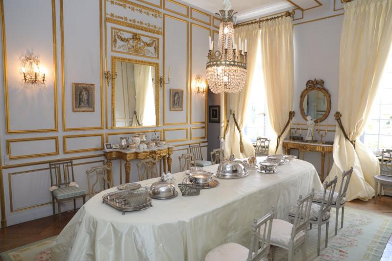 Revenda residencial de prestígio castelo Évreux 2900000€ - Fotografia 6