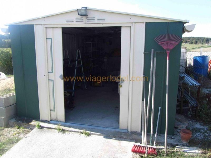 Life annuity house / villa Villegouin 45000€ - Picture 9