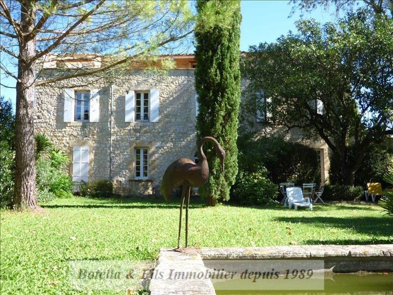 Deluxe sale house / villa Uzes 1195000€ - Picture 12