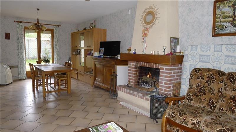 Revenda casa Sennely 159000€ - Fotografia 1
