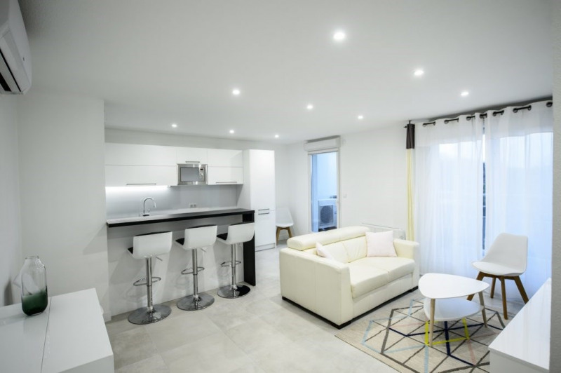 Rental apartment Mondonville 900€ CC - Picture 1